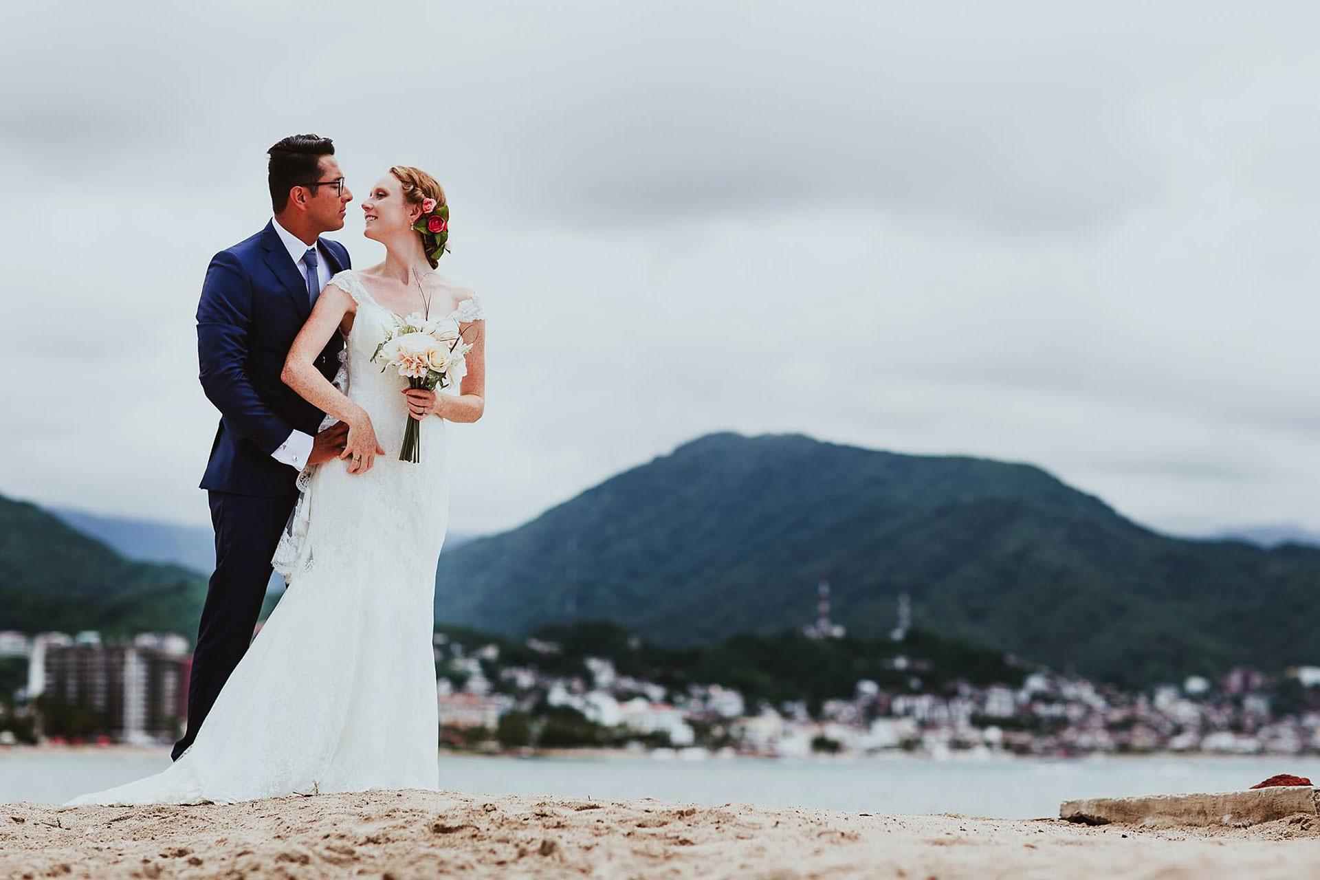 Caitlin & Obed - Puerto Vallarta Wedding