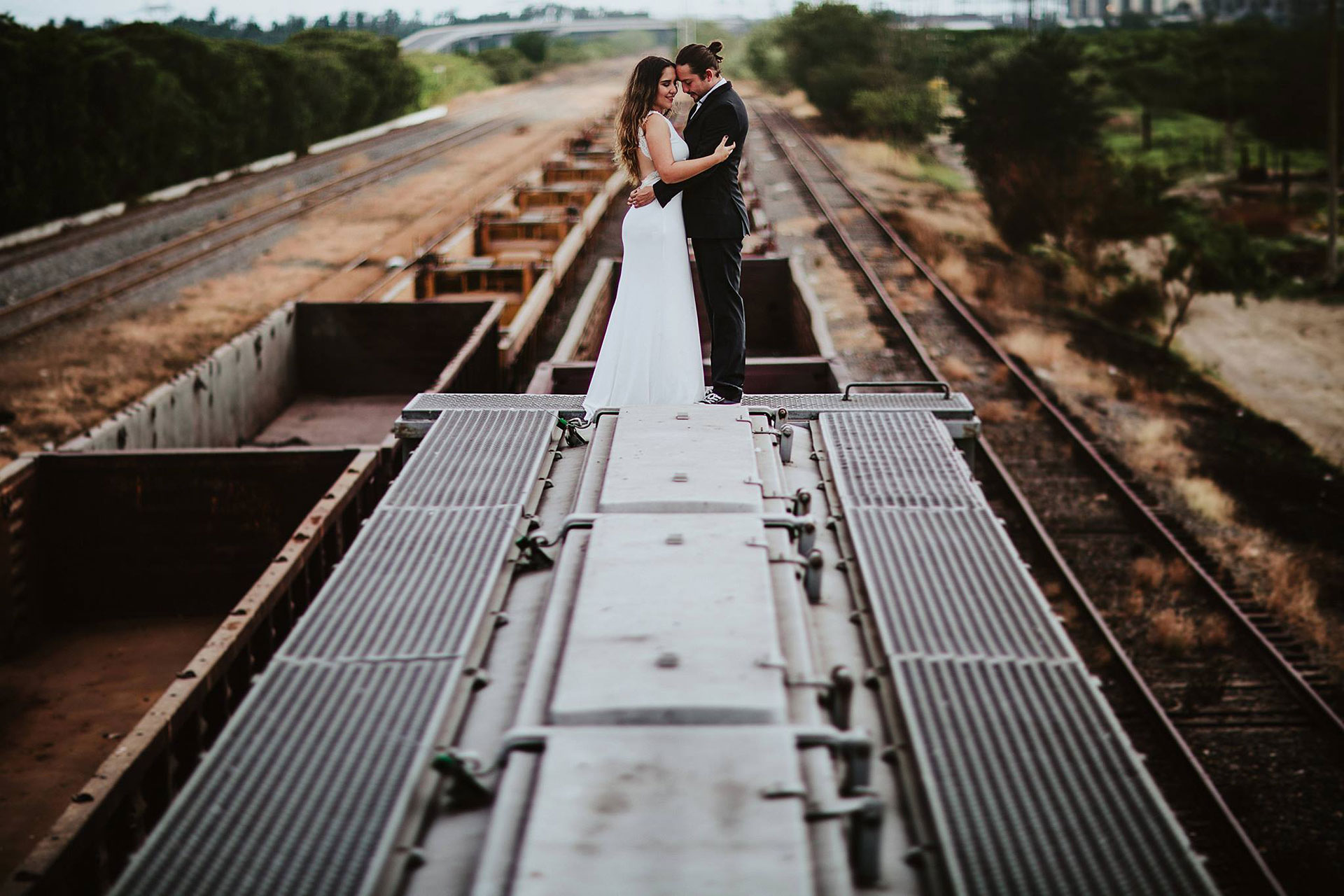 An artistic approach for your wedding day photography