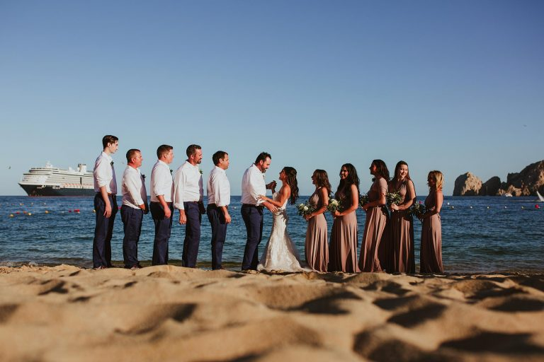 Sienna & Carlos  - Cabo Wedding Photographer-49