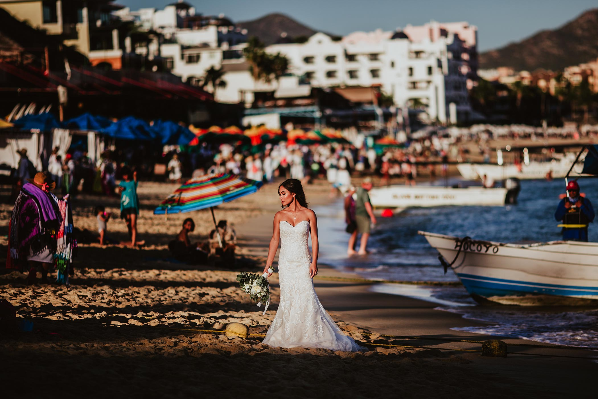 Sienna & Carlos  - Cabo Wedding Photographer