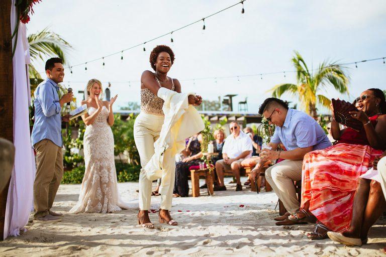 Monique & Crystal - Punta Mita Wedding-27