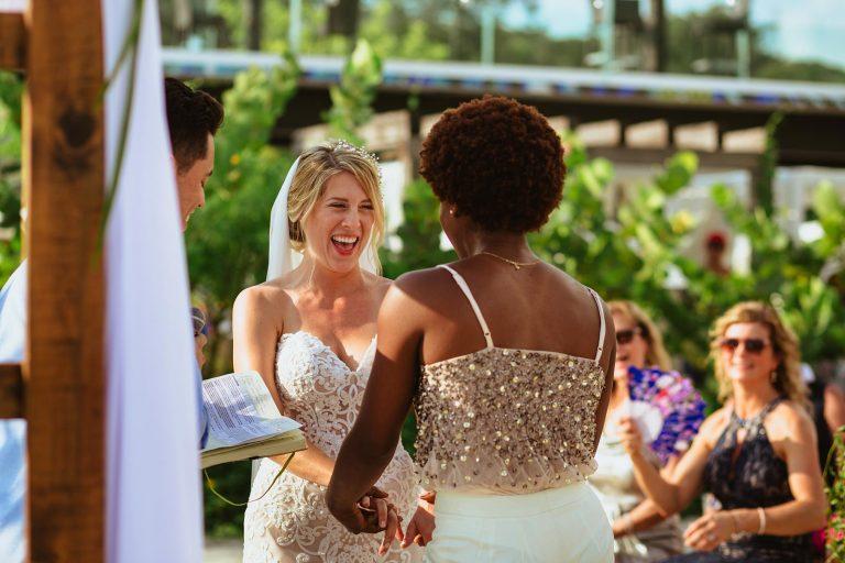 Monique & Crystal - Punta Mita Wedding-28