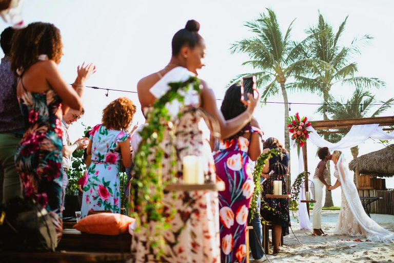Monique & Crystal - Punta Mita Wedding-33