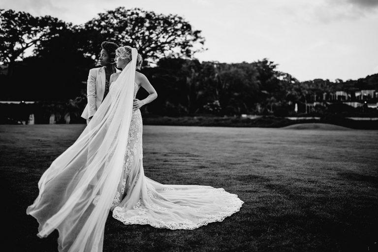 Monique & Crystal - Punta Mita Wedding-39