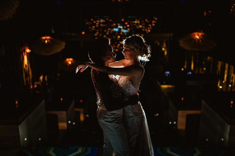 Monique & Crystal - Punta Mita Wedding-58