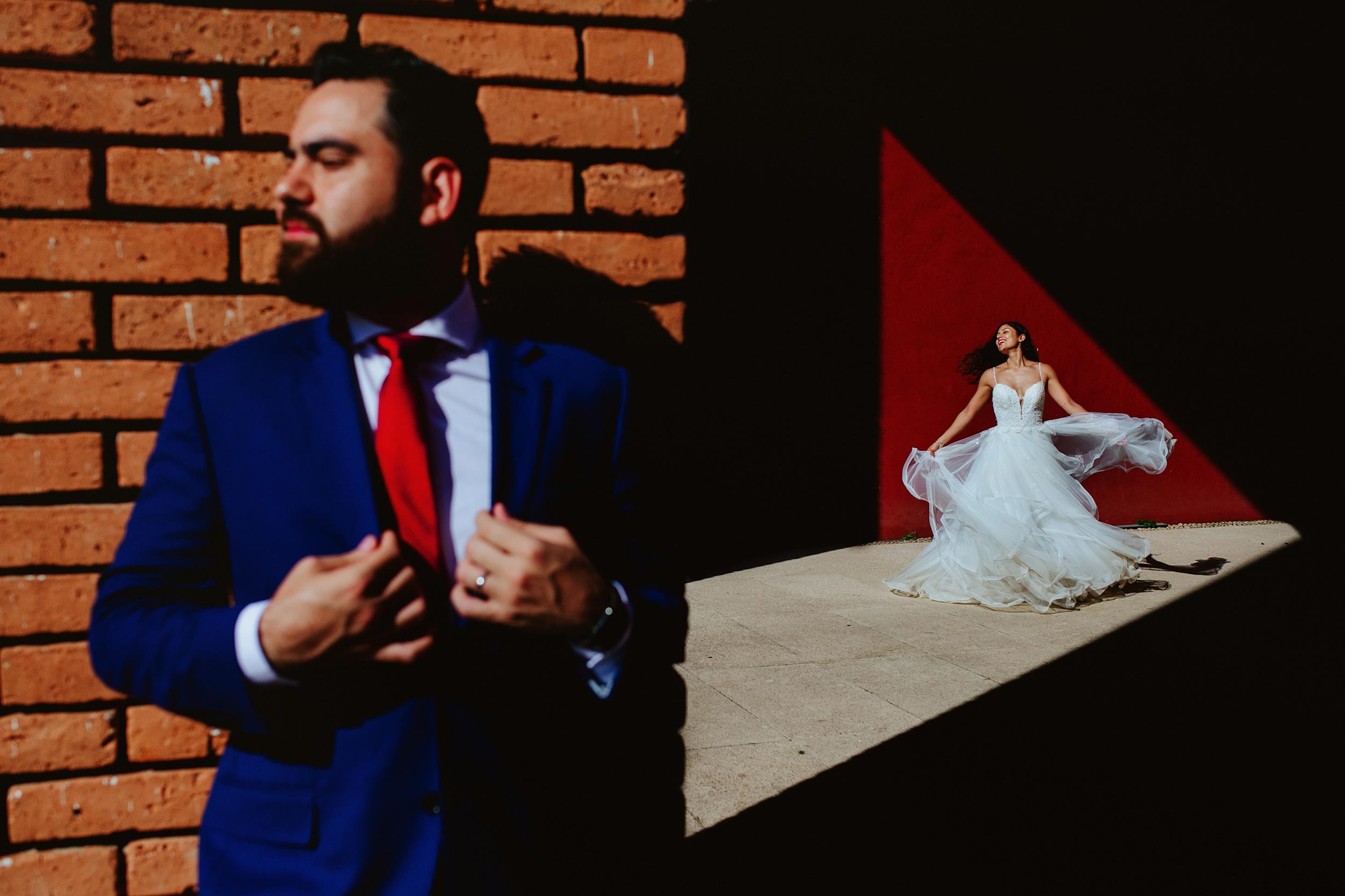 Carolina & Jorge - San Pancho Wedding