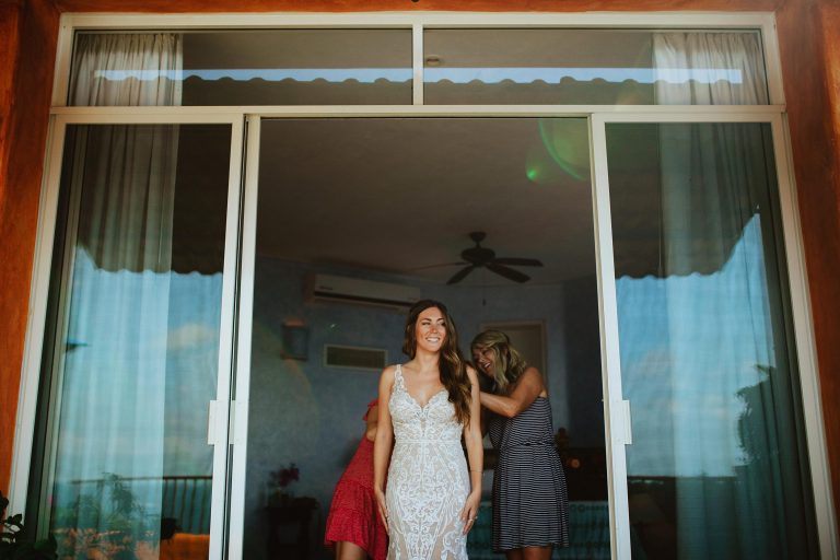 Elle & Aaron - Puerto Vallarta Wedding-19