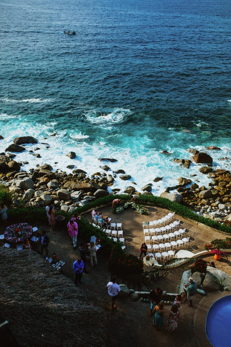 Elle & Aaron - Puerto Vallarta Wedding-31