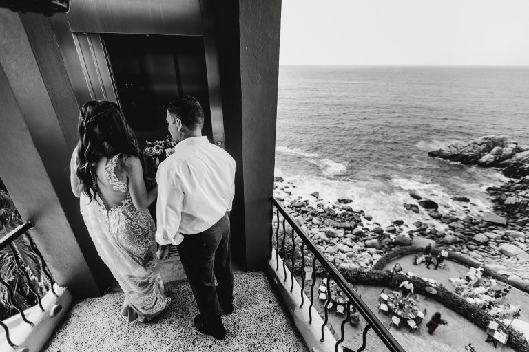 Elle & Aaron - Puerto Vallarta Wedding-35