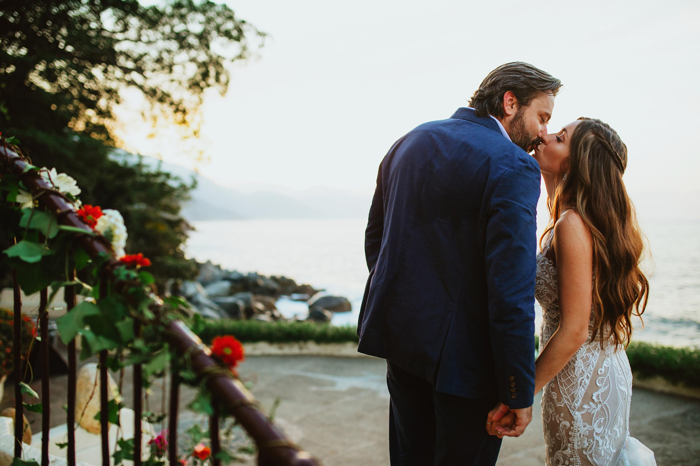 Elle & Aaron - Puerto Vallarta Wedding
