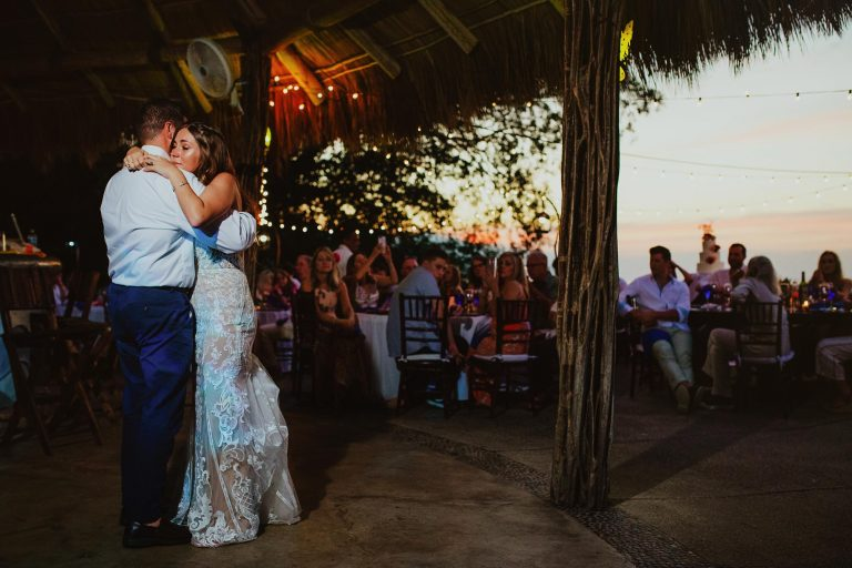 Elle & Aaron - Puerto Vallarta Wedding-79