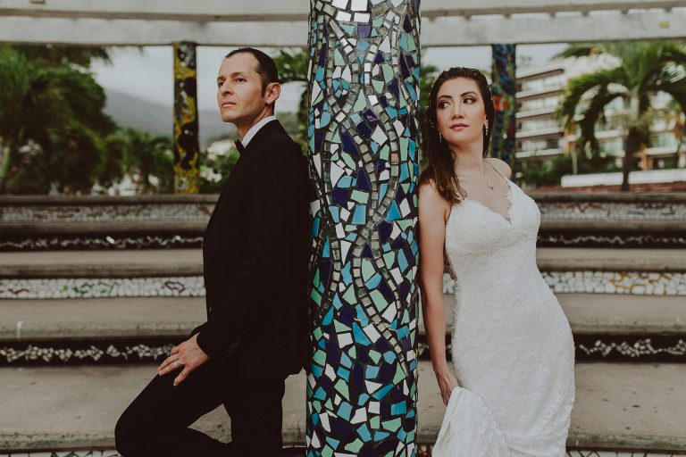 Fabiola & Carlos - Trash the Dress - Puerto Vallarta-8
